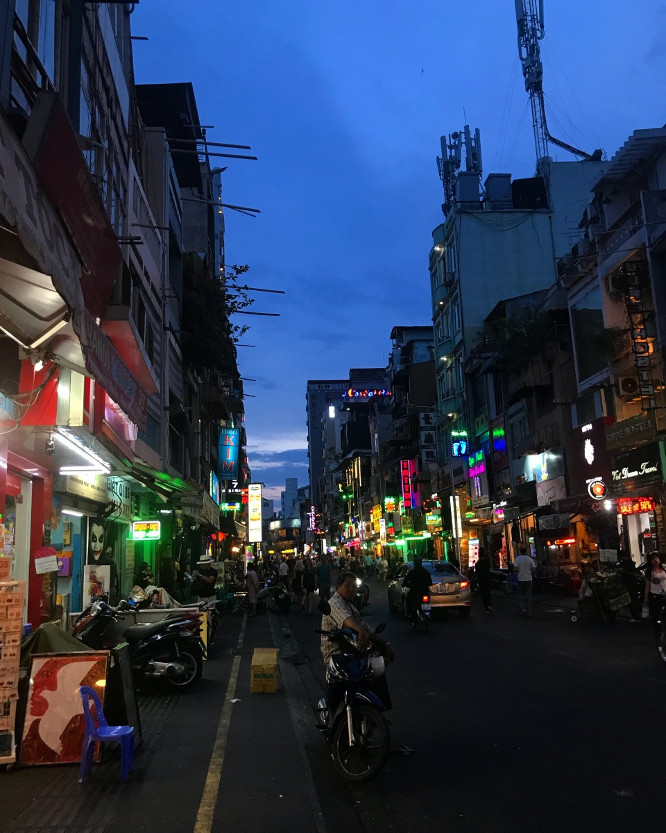 24 hours in Ho Chi Minh City